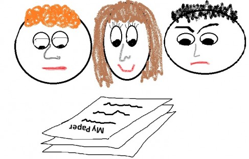cartoon review team