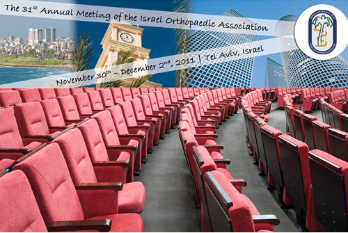 The 31st Annual Meeting of the Israel Orthopaedic Association