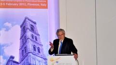 """פרופ' אדי קרניאלי - יו""""ר הכנס האירופי הראשון לרפואה מותאמת אישית (צילום: בי""""ח רמב""""ם)"""