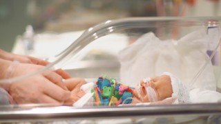 תינוק בפגיה (אילוסטרציה)