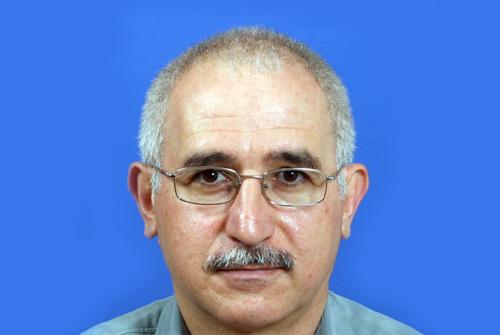 """ד""""ר עמאד קסיס (צילום: פיוטר פליטר. באדיבות דוברות רמב""""ם)"""