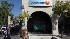 סניף קופת חולים מאוחדת בירושלים (צילום: קובי גדעון / פלאש 90)