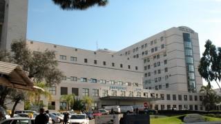 חזית בית חולים בילינסון (מקור: ויקיפדיה)