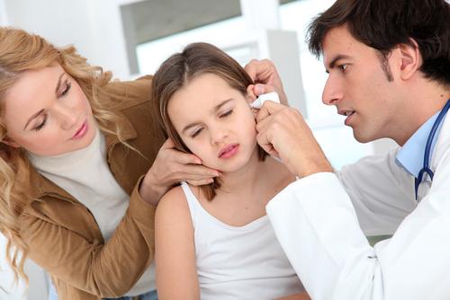 דלקת אוזניים (צילום: אילוסטרציה)