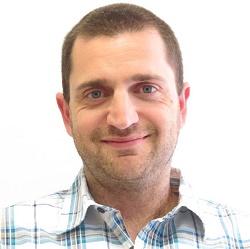 "ד""ר אדריאן ישראלסון (צילום: אוניברסיטת בן גוריון)"