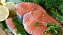 צריכת דגים, סלמון (צילום: אילוסטרציה)