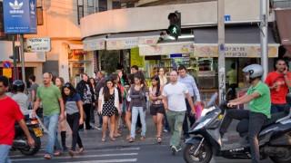 רחוב בתל אביב (צילום: אילוסטרציה)