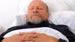 שינה בקשישים (צילום: אילוסטרציה)