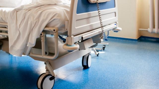 מיטת אשפוז ריקה בבית חולים (צילום: אילוסטרציה)