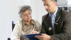 הערכת מצבם של חולים קשישים (צילום: אילוסטרציה)