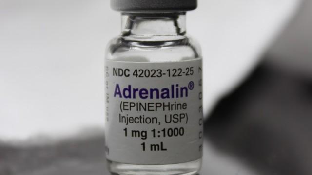 אפינפרין, אדרנלין (מקור: ויקיפדיה)