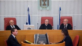 דיון בבית המשפט העליון (צילום: פלאש 90)