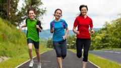 פעילות גופנית וריצה בקרב בני נוער (צילום: אילוסטרציה)