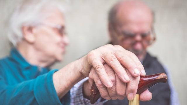 דמנציה בקרב קשישים (צילום: אילוסטרציה)