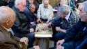 גברים משחקים שש-בש בירושלים (צילום: אילוסטרציה)
