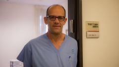 """ד""""ר עופר מרין (צילום: """"שערי צדק"""")"""