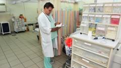 """רופא בבית החולים """"ברזילי"""" באשקלון (צילום: אילוסטרציה)"""