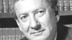 פרופ' אלפרד גילמן, חתן פרס נובל (צילום: פרס נובל)