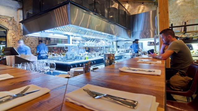מסעדה בתל אביב (צילום: אילוסטרציה)