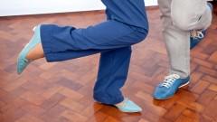 זוג מבוגר רוקד (צילום: אילוסטרציה)