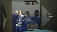 """חדר ניתוח ברמב""""ם (צילום: אבשלום לוי / רמב""""ם)"""