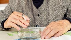 עישון בקרב מבוגרים (צילום: אילוסטרציה)