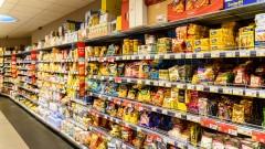 מדף בסופרמרקט, מזון מעובד (צילום: אילוסטרציה)