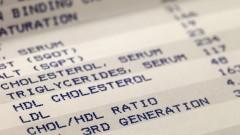 ערכי כולסטרול בבדיקת דם (צילום: אילוסטרציה)