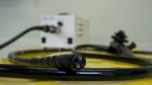 אנדוסקופ, בדיקת קולונוסקופיה (צילום: אילוסטרציה)