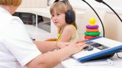 בדיקת שמיעה לילדים (צילום: אילוסטרציה)