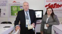 """משמאל: ד""""ר איגור וייסביין ובתו אירינה קבונובסקי, מנהלי חברת """"ויגור"""" (צילום: הטכניון)"""