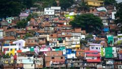 שכונת עוני בריו דה ז'ניירו, ברזיל (צילום: אילוסטרציה)