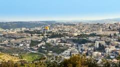 jerusalem (shutterstock)