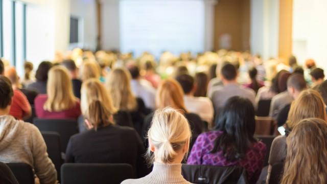 כנס, הרצאה, כינוס (צילום: אילוסטרציה)