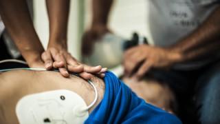 cardiac arrest (אילוסטרציה)