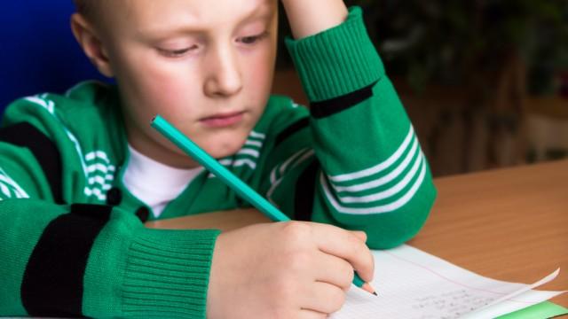 ילד המתקשה עם השיעור בכיתה, הפרעת קשב וריכוז, ADHD (צילום: אילוסטרציה)