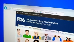 אתר האינטרנט של ה-FDA (צילום: אילוסטרציה)