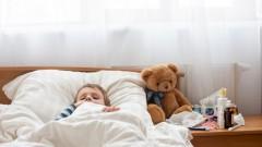 ילד חולה, נח בביתו (צילום: אילוסטרציה)