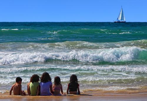 (israel beach (shutterstock