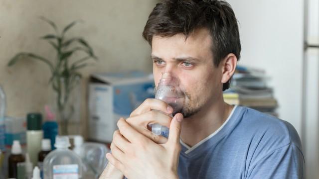 מחלת ריאות (צילום: אילוסטרציה)