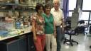 """החוקרים פרופ' איתן גלאון, ד""""ר הילה גלעדי ומילה ריבקין (צילום: פרטי)"""