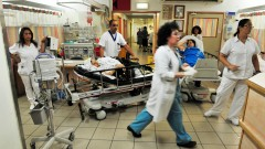 """חדר המיון בבית החולים """"ברזילי"""" באשקלון (צילום: אילוסטרציה)"""