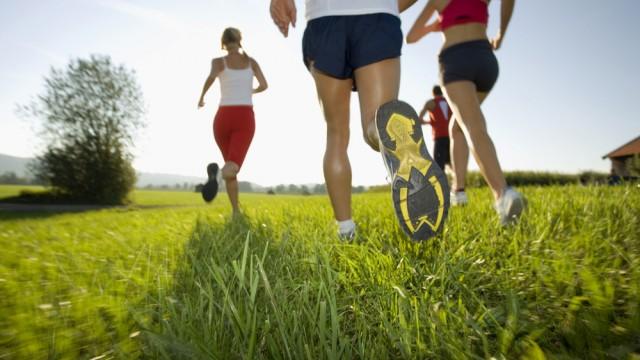 ריצה, פעילות פיזית (צילום:אילסוטרציה)