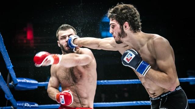תחרות אגרוף ברוסיה (צילום: אילוסטרציה)