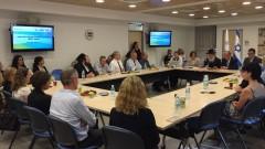 ישיבת הפתיחה של ועדת סל התרופות לשנת 2017 (צילום: משרד הבריאות)