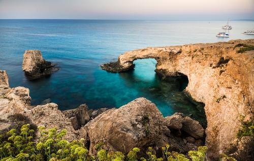 (Cyprus island (shutterstock