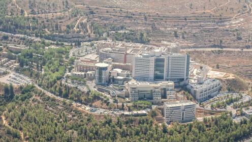 """המרכז הרפואי """"הדסה"""" בעין כרם (צילום: אילוסטרציה)"""