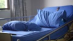 בית חולים, מסדרון, מיטת אשפוז ריקה (צילום: אילוסטרציה)