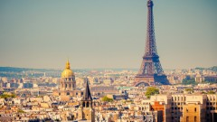 (Paris, France (shutterstock