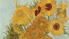 """מתוך """"אגרטל עם פרחים"""" מאת וינסנט ואן-גוך (מקור: ויקיפדיה)"""